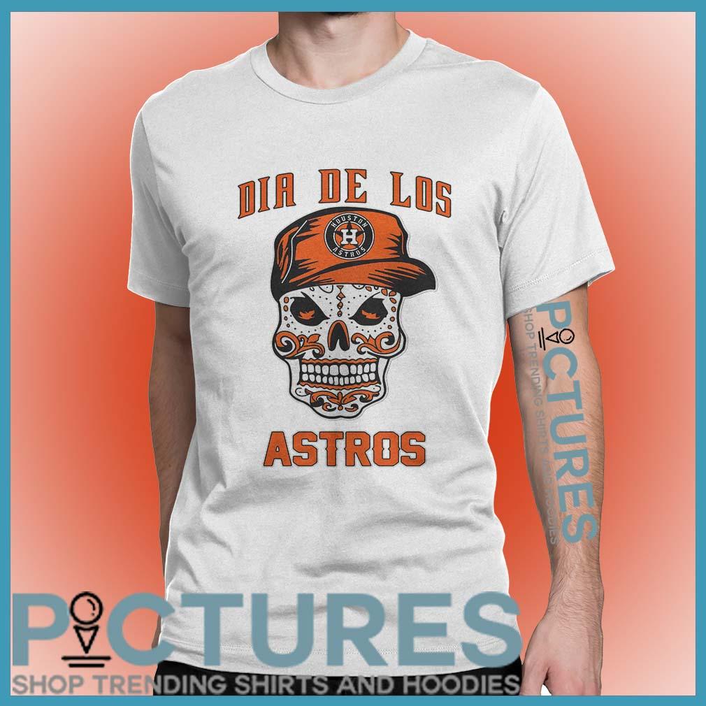 Dia de Los Astros shirt