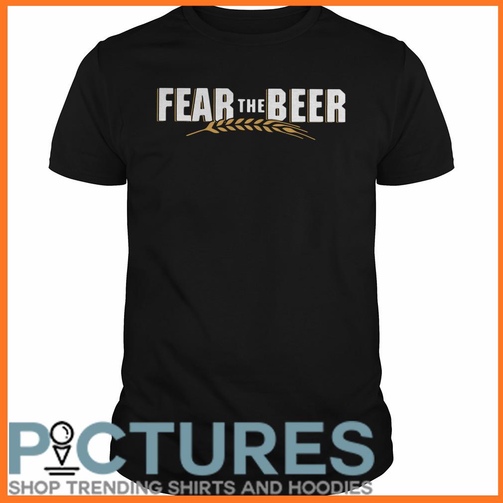 Fear the beer Guys tee