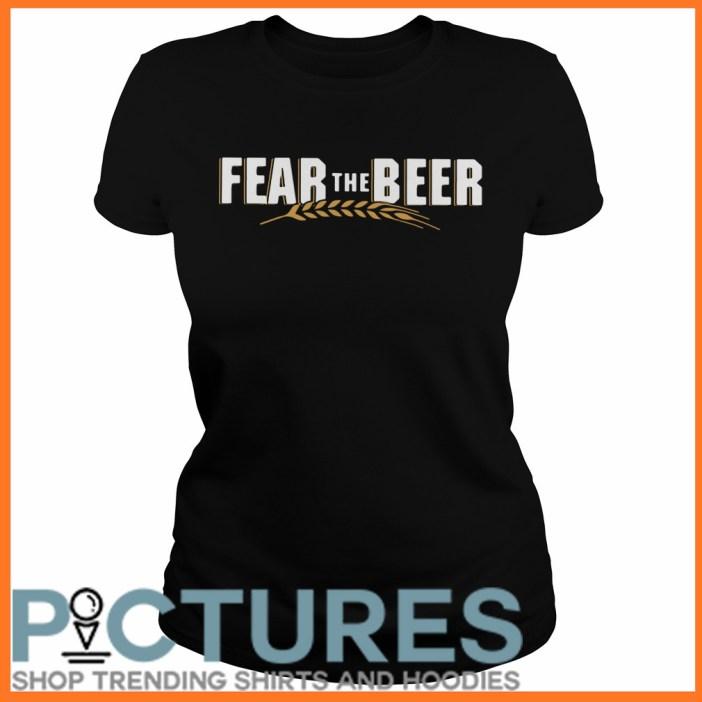 Fear the beer Ladies tee
