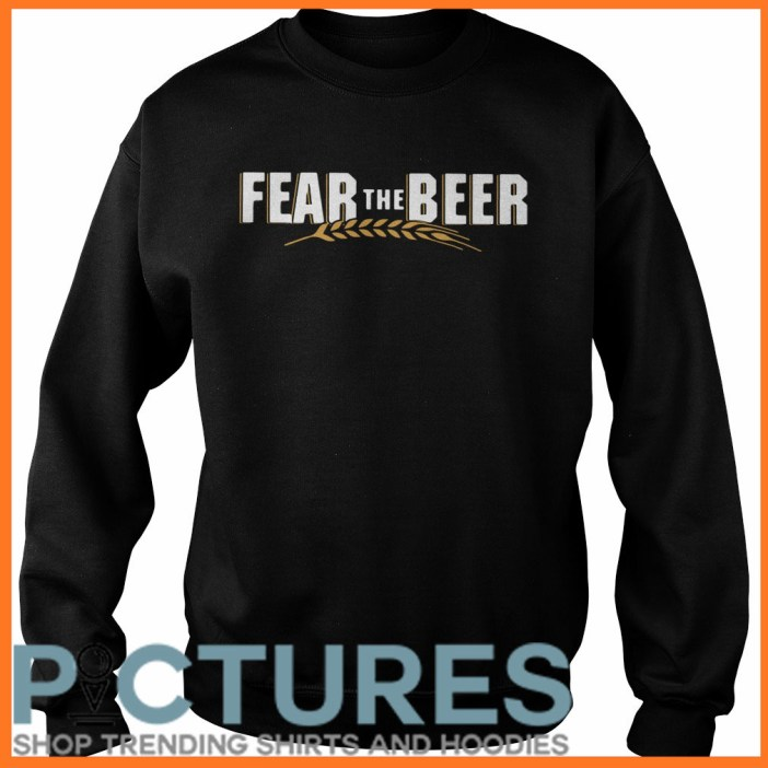 Fear the beer Sweater