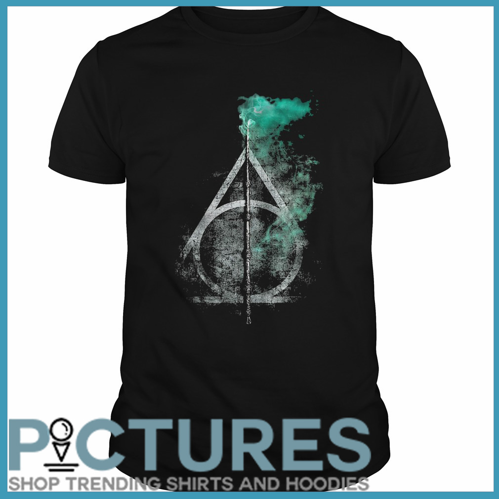 Harry Potter and the Deathly Hallows Guys tee