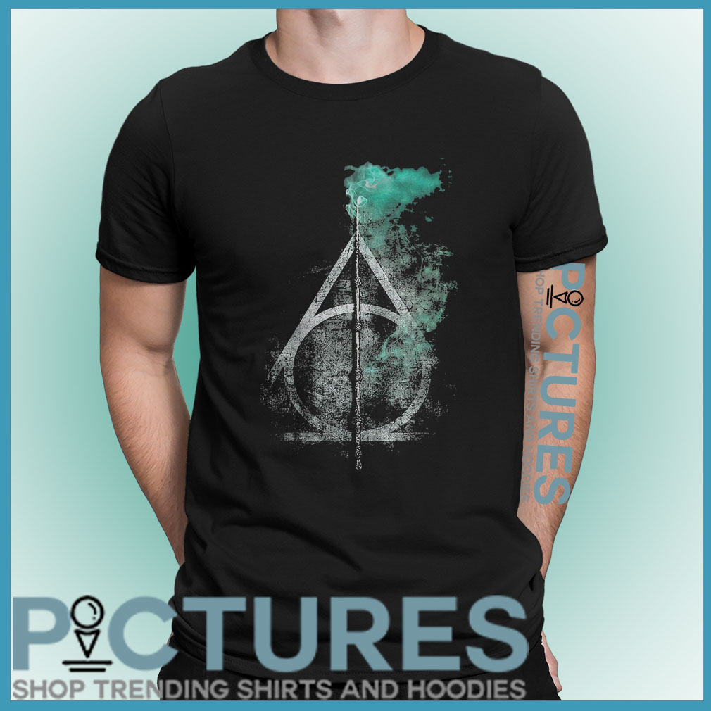 Harry Potter and the Deathly Hallows shirt
