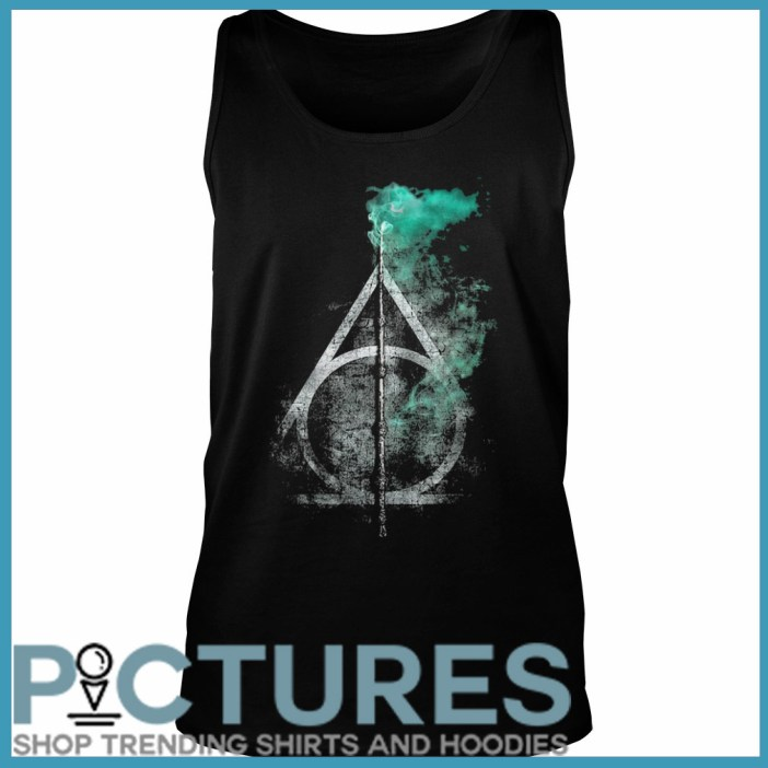 Harry Potter and the Deathly Hallows Tank top