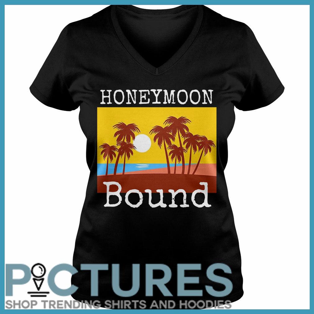 Honeymoon Bound V-neck