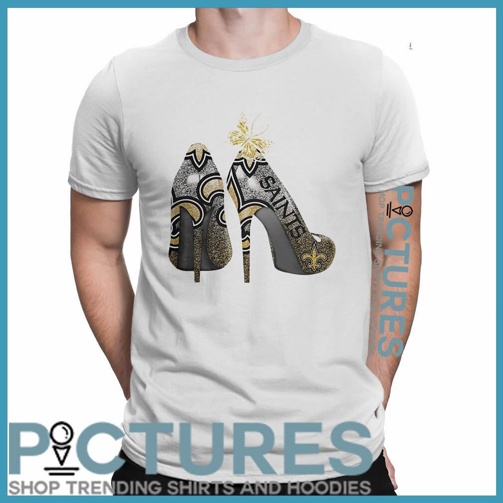 New Orleans Saints High Heels shirt