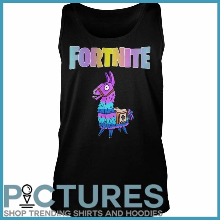 Fortnite Unicorn Llama Tank Top