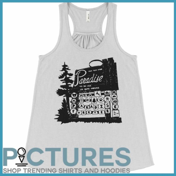 Walston Family Relief Picture of From the Ashes tank top