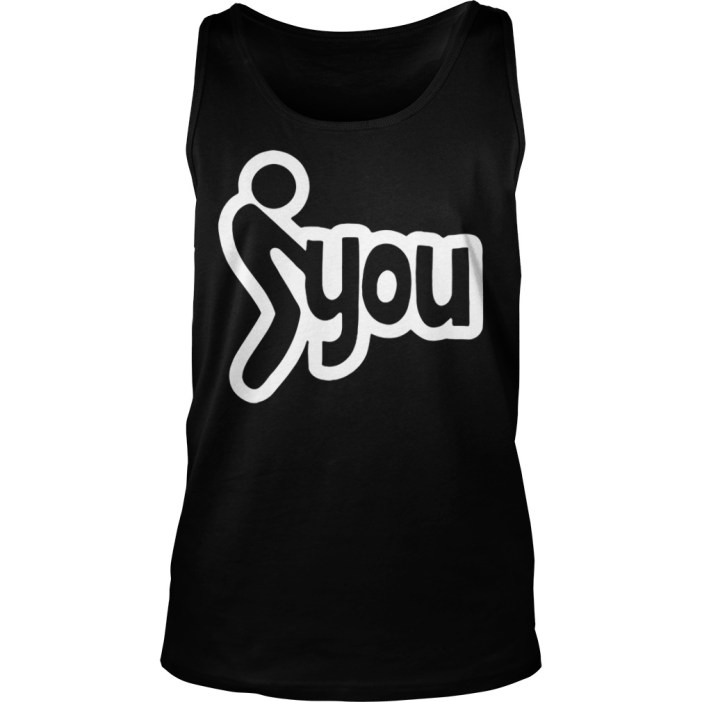 Fuck You Sex funny game tank top