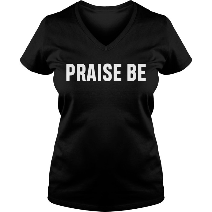 Praise be v-neck