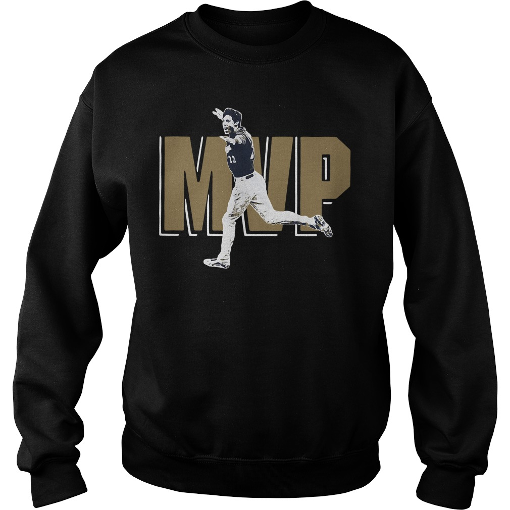 Christian Yelich MVP sweater