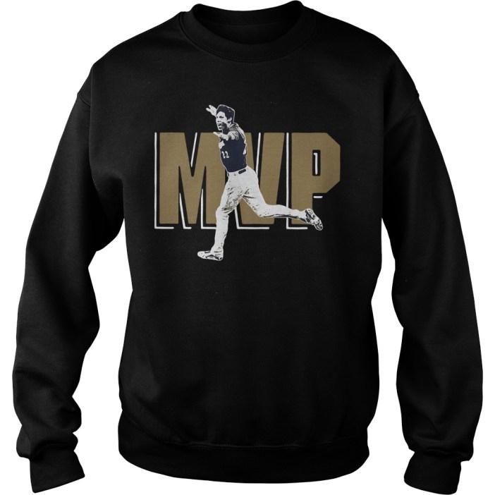 Christian Yelich MVP sweater