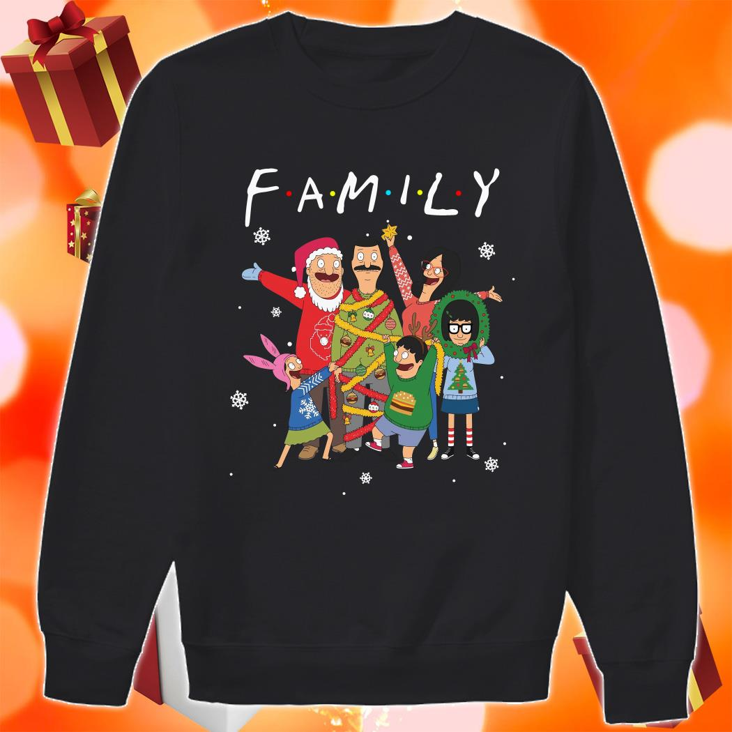 Bob's Burgers Family Merry Christmas Sweater