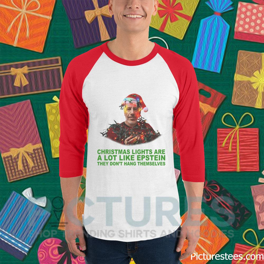 Santa Claus It's beginning to look a lot like Epstein did not kill himself shirt