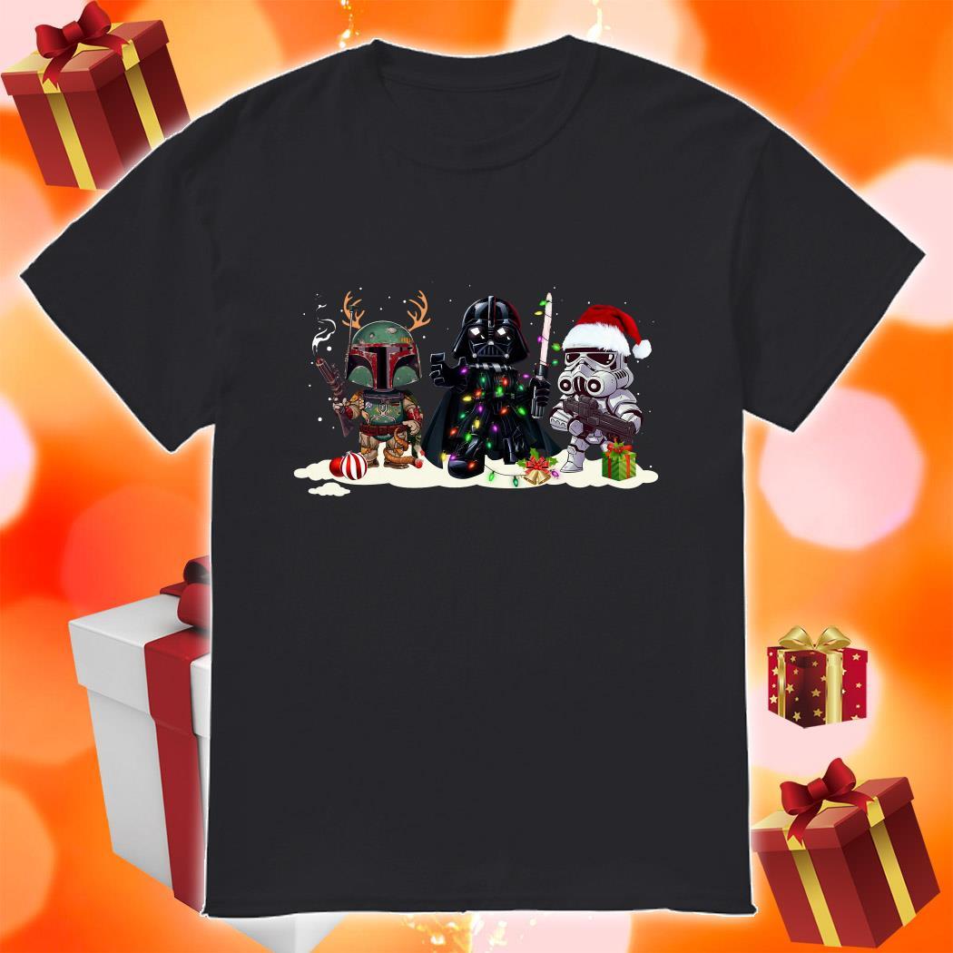 Darth Vader Christmas shirt