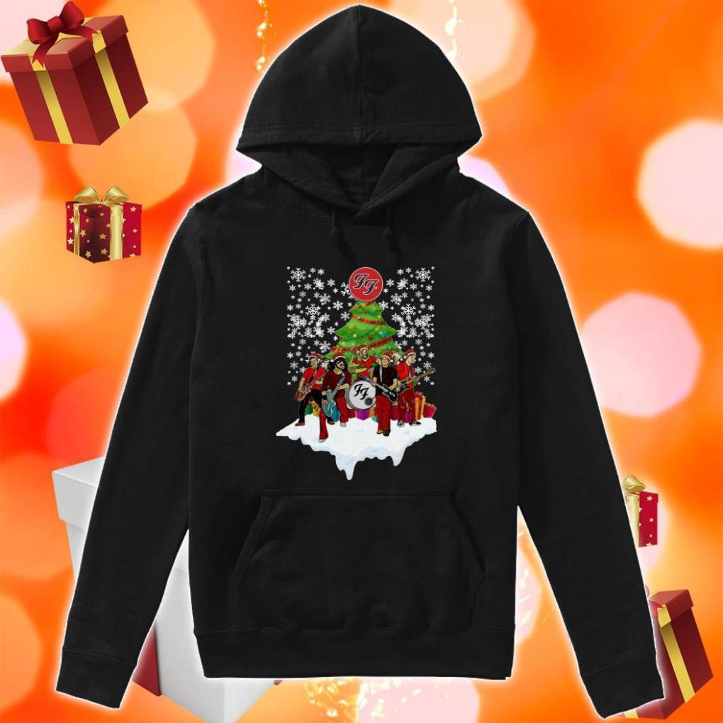 F.F. Band Funny Christmas hoodie