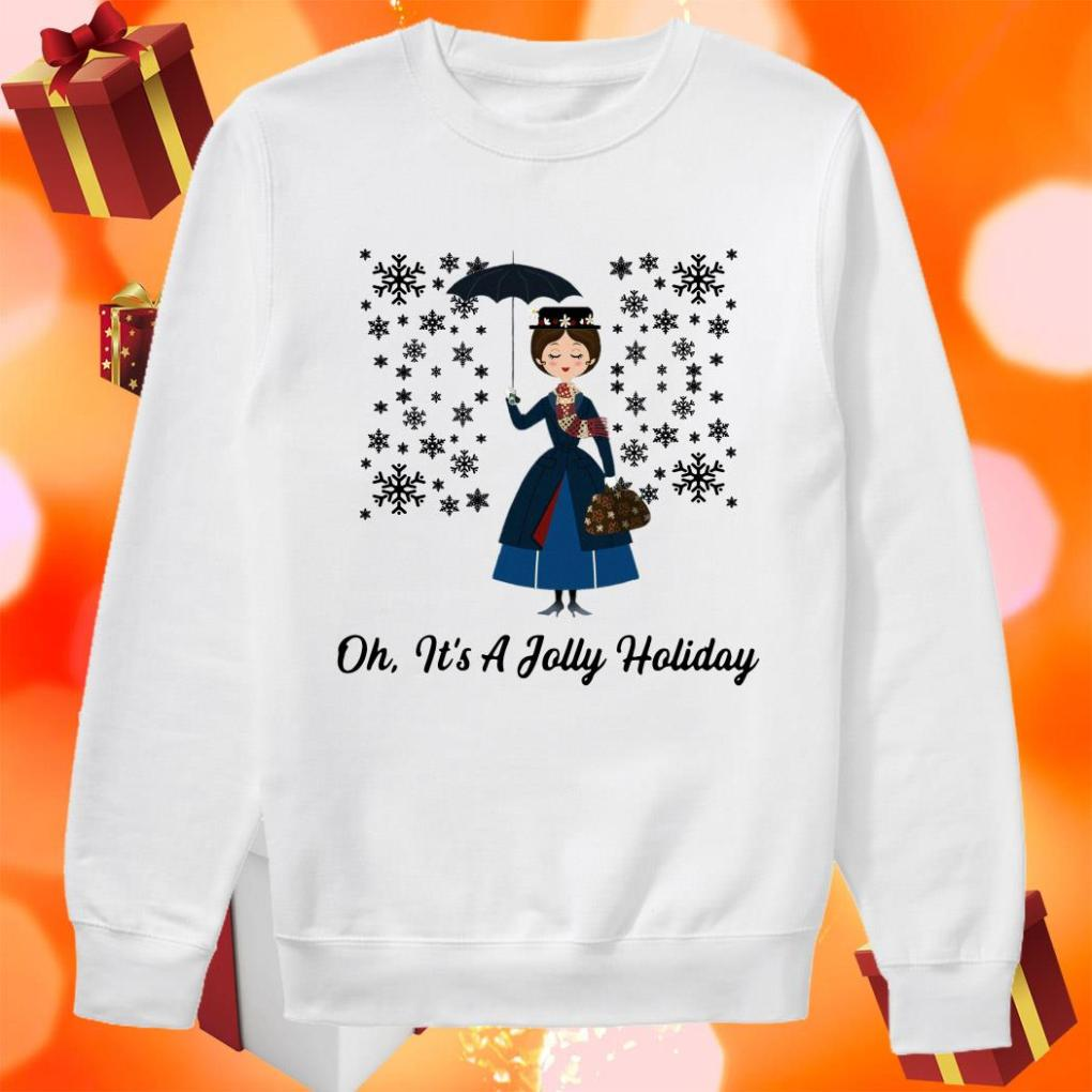 Jane Banks Oh it's a Jolly Holiday sweater