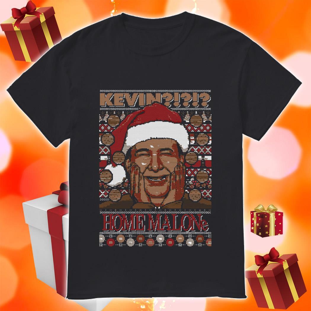 Kevin Home Malone Ugly Xmas shirt