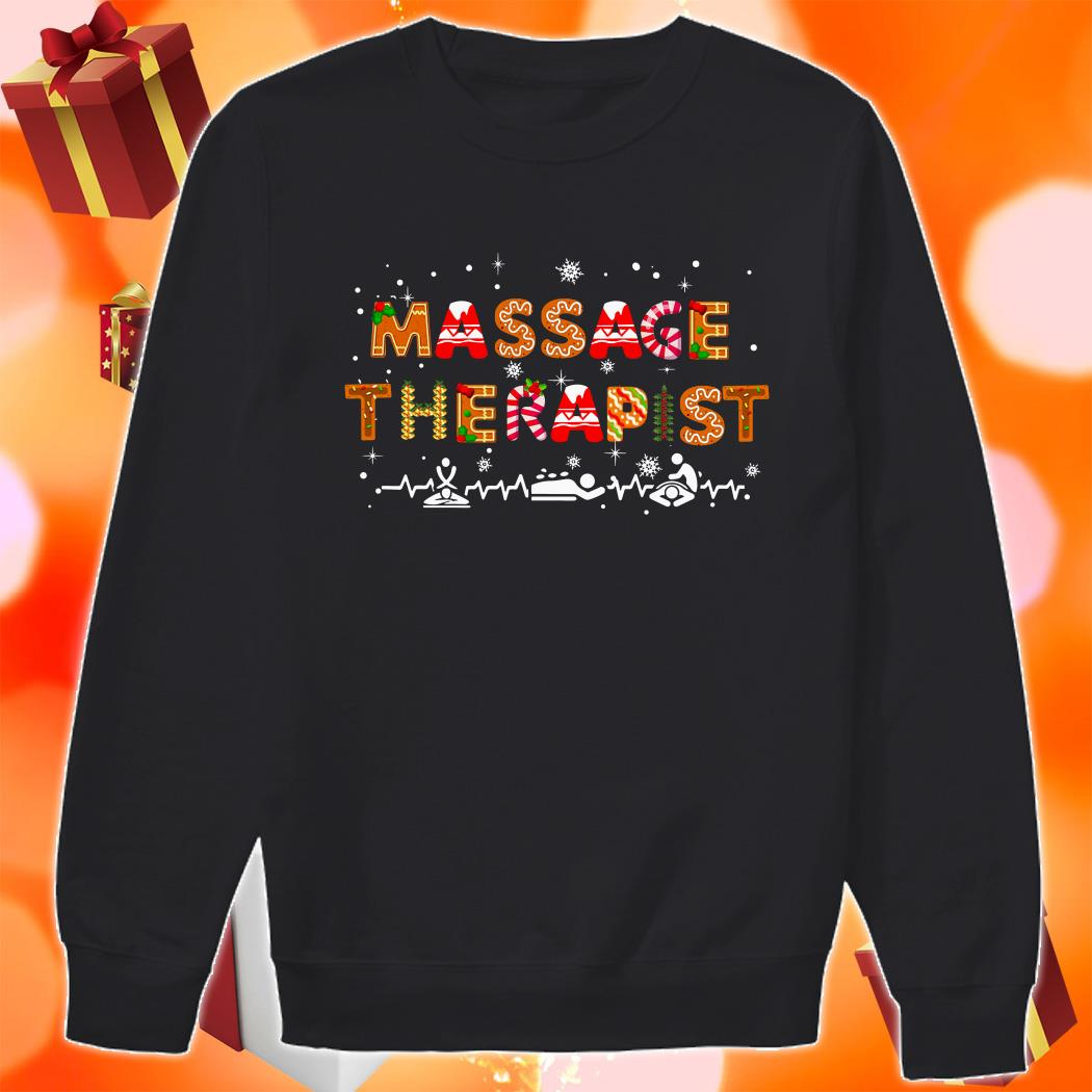 Massage Therapist Christmas sweater