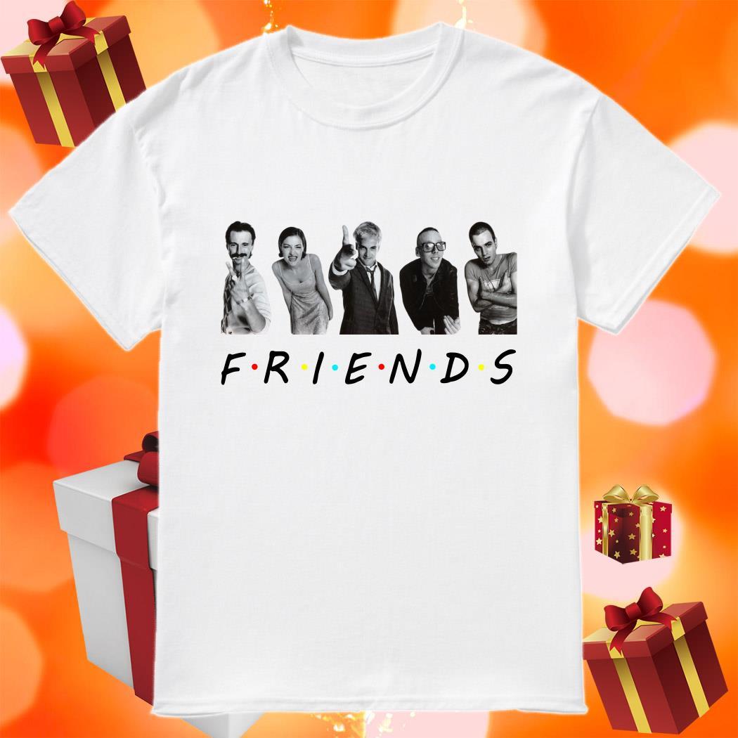T2 Trainspotting Friends shirt