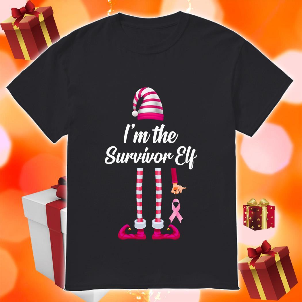 I'm the survivor Elf shirt