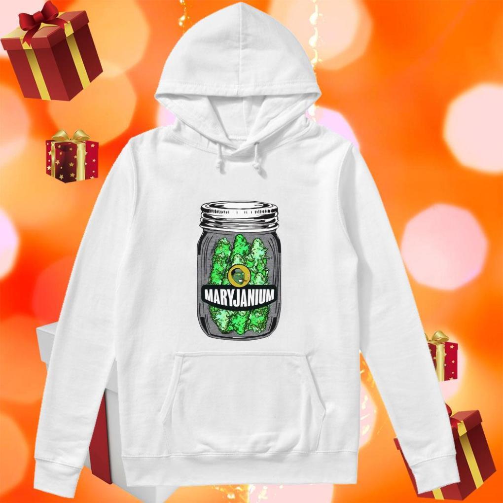 Maryjanium Weed hoodie