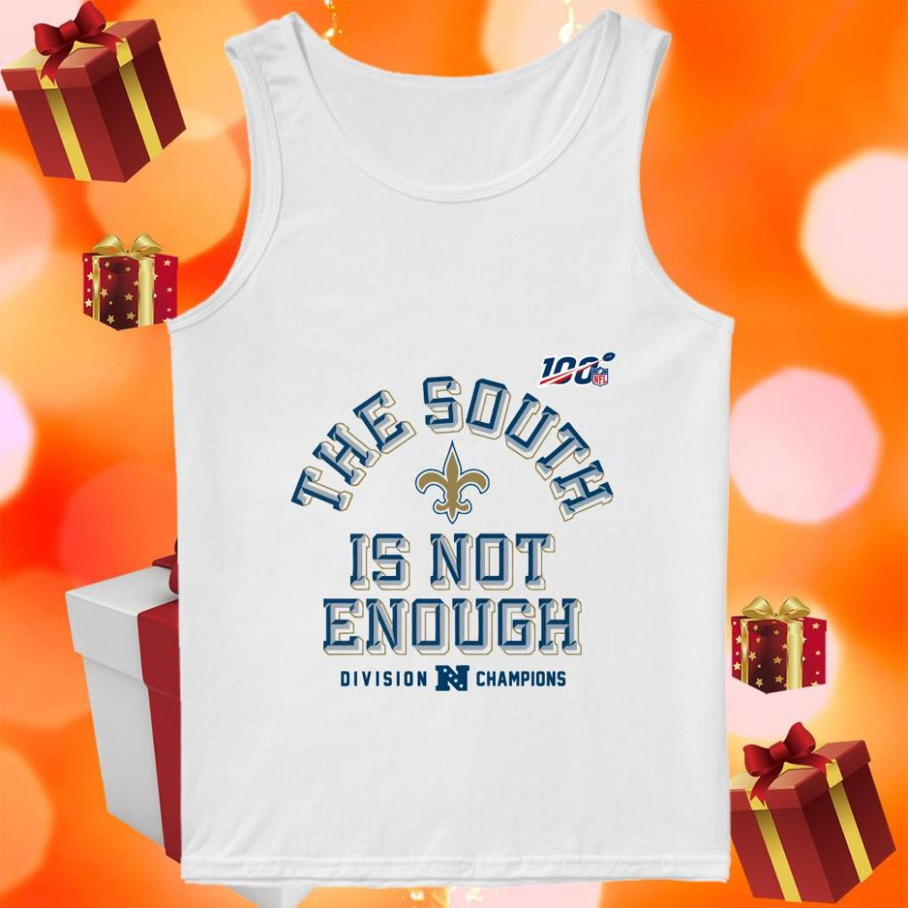 The South is not enough Division Champions tank top