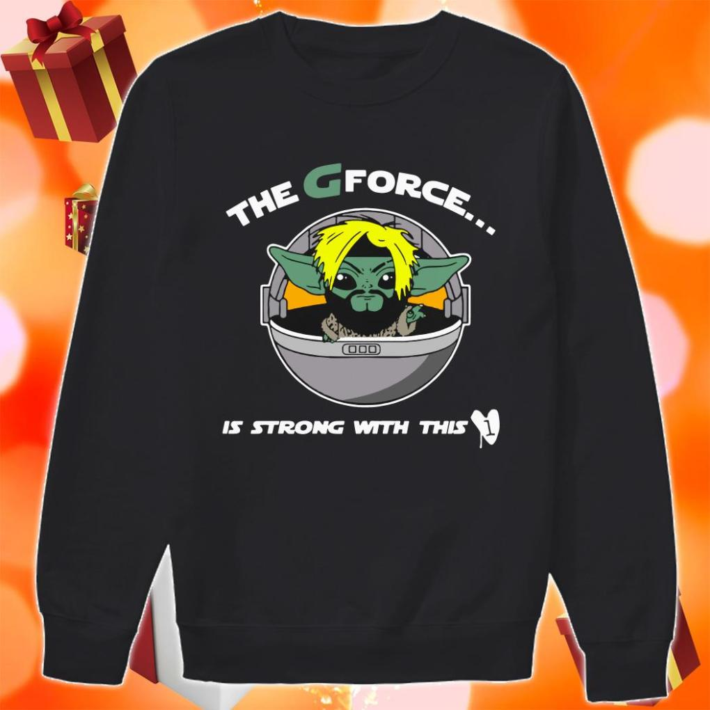The G Forece Is Strong With This 1 sweater