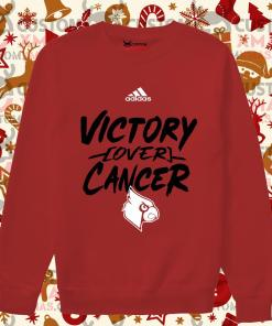 Victory Over Cancer Louisville Cardinals sweater