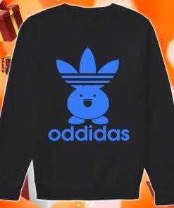 Adidas Oddidas Oddish Pokemon sweater
