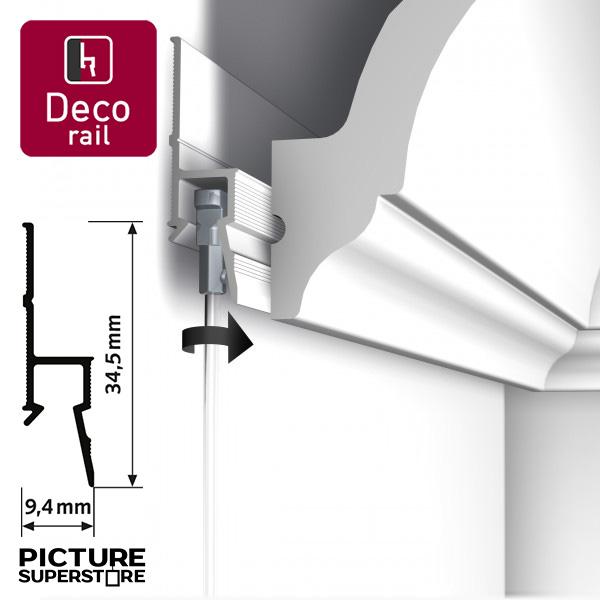 ArtiTeq Deco Rail