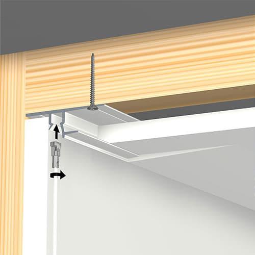 artiteq shadowline drywall rail