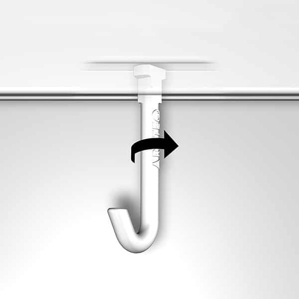 artiteq twister hook