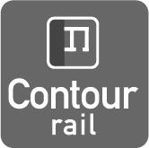 Artiteq Contour Rail