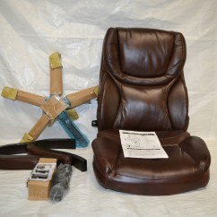 Serta Bonded Leather Executive Chair Wayfair Recliner 43506 Big And Tall