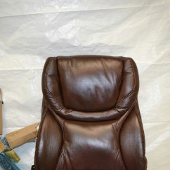 Serta Bonded Leather Executive Chair Wicker Hanging With Stand 43506 Big And Tall