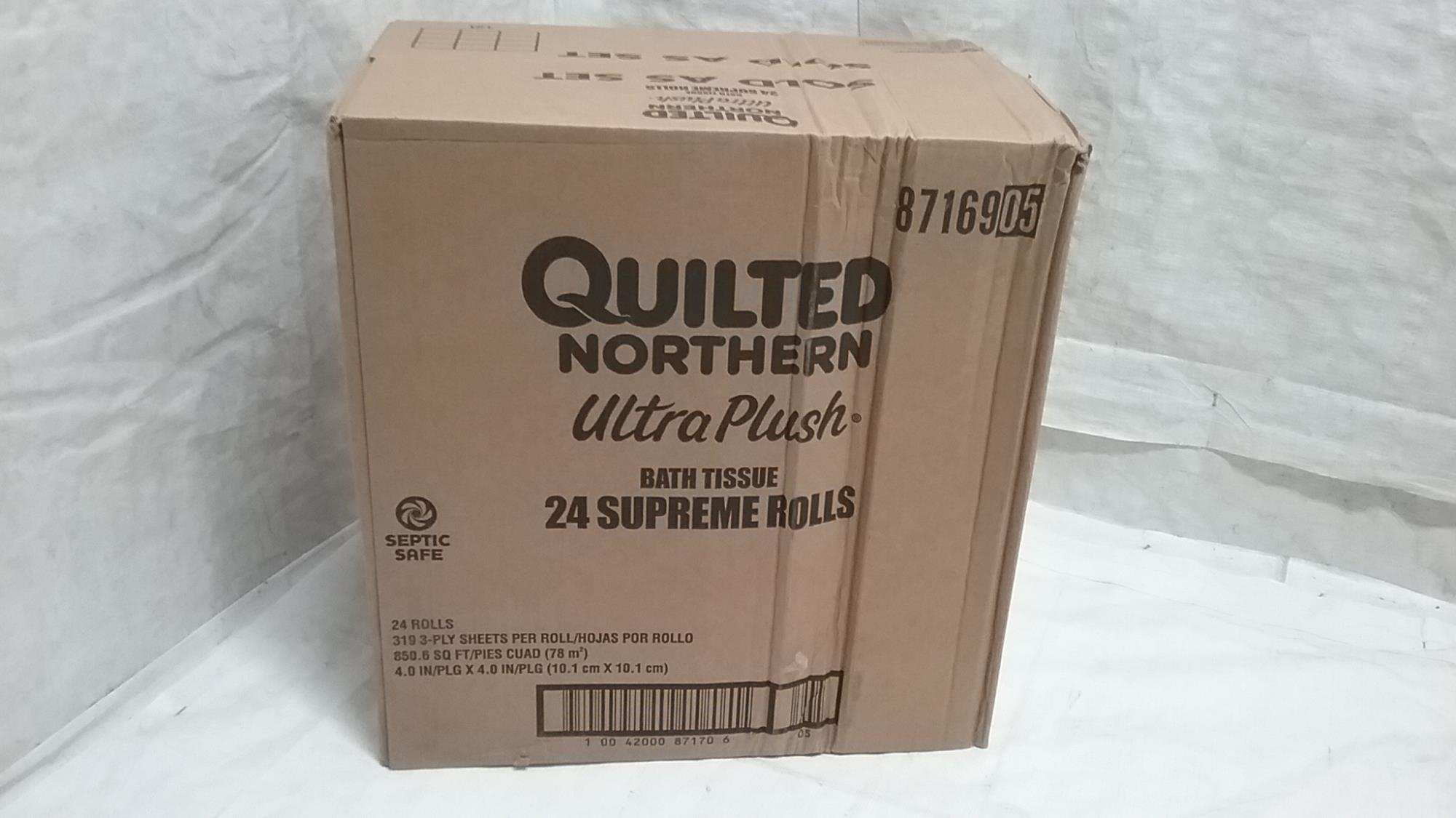 Quilted Northern Ultra Plush Toilet Paper 24 Supreme 92