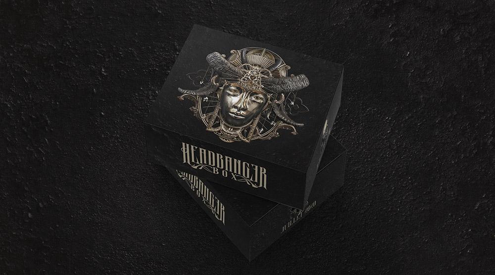 Headbanger Box : Une box pour métaleux curieux