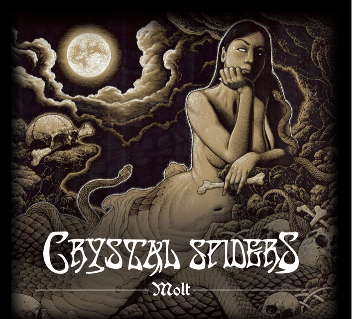 """CRYSTAL SPIDERS – """"Molt"""""""
