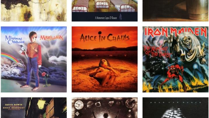 Mes 10 albums : Yom
