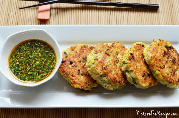 PTR Spicy Tuna Fishcakes
