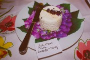 Lovely Lavender Cheese