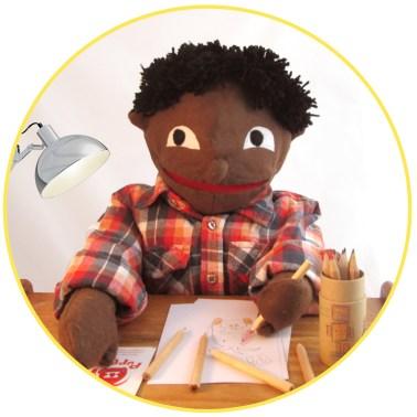 Pablo Puppet - Graphic Designer