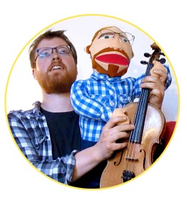 Lewis and Puppet2