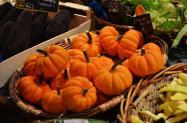 Pumpkins at Capucins