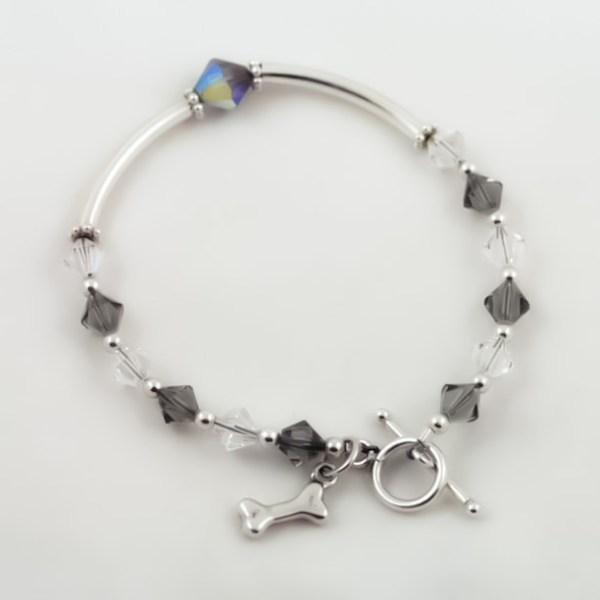LuBella Jewelry Dog Bone Bracelet