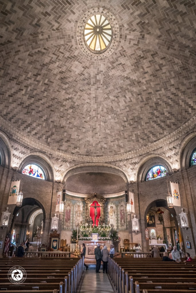 Basilica of Saint Lawrence in Asheville NC