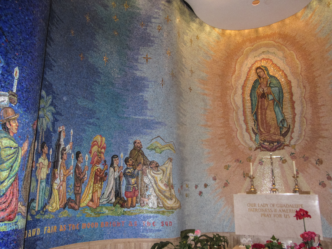Mary, our Lady of Guadalupe