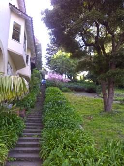Baker street steps