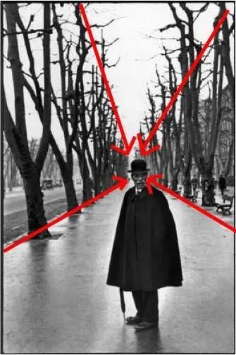 Fotografia in bianco e nero - Henry Cartier Bresson Marsiglia