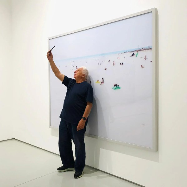 Massimo Vitali - Costellazioni umane